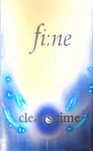 fi:ne / clear's time