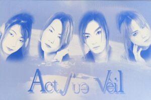 Act∫ue veil / Tears color